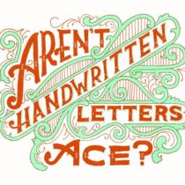 handwritten-letters-are-ace